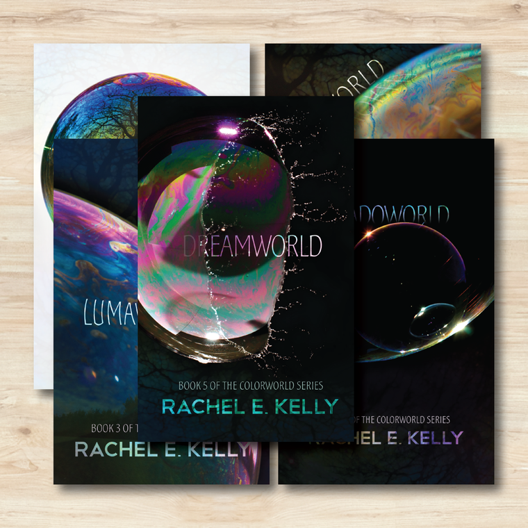 Colorworld Series 1-5 Combo Pack