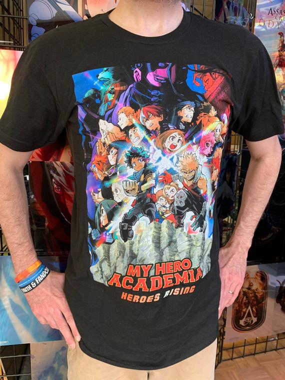MHA - Heroes Rising Poster Shirt