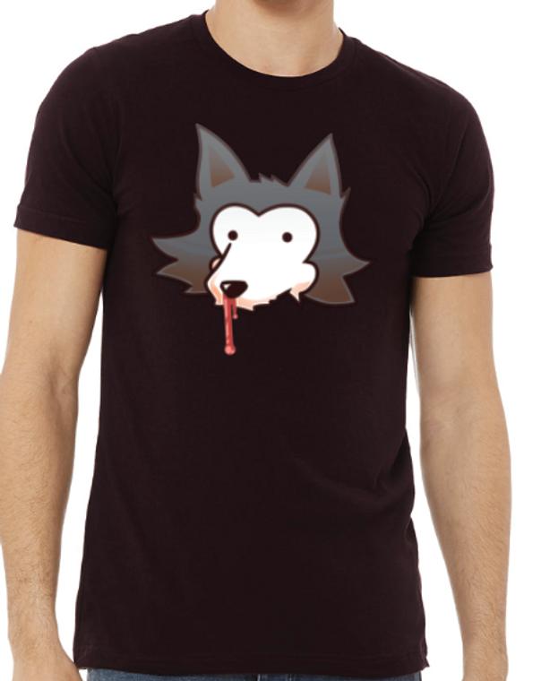 03 - Derp Wolf Shirt