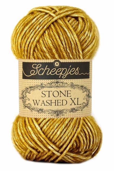 Scheepjes Stone Washed XL-Yellow Jasper 849