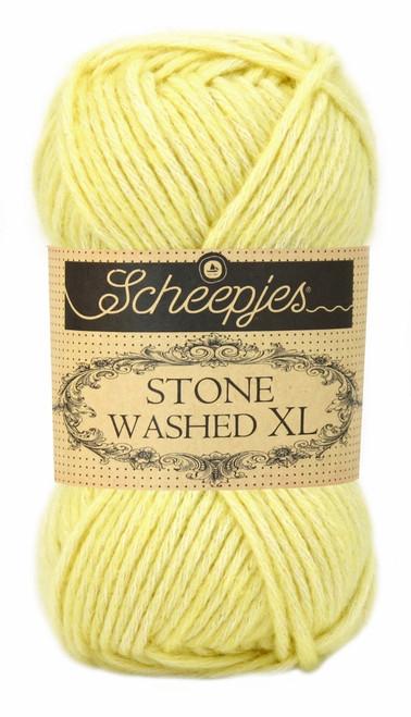 Scheepjes Stone Washed XL-Citrine 857
