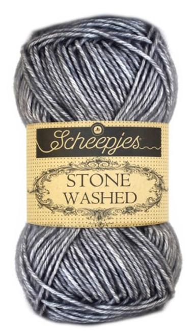 Scheepjes Stone Washed-Smokey Quartz 802