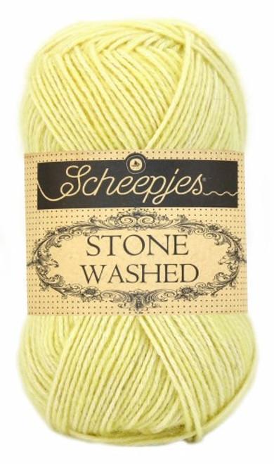 Scheepjes Stone Washed-Citrine 817