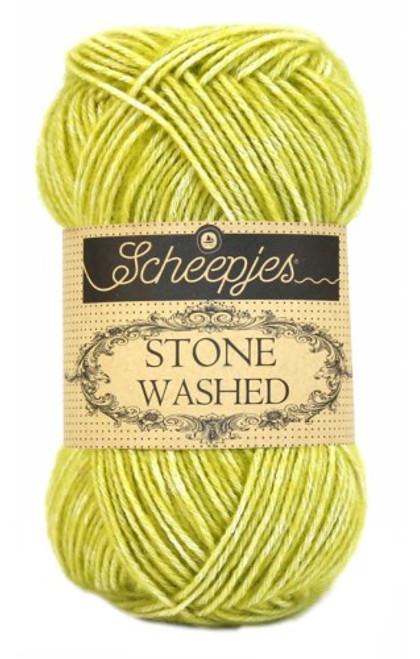 Scheepjes Stone Washed-Lemon Quartz 812