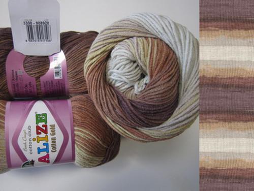 Alize Cotton Gold Batik-3300