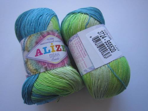Alize Miss Batik - 3724