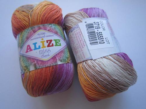 Alize Miss Batik - 3719