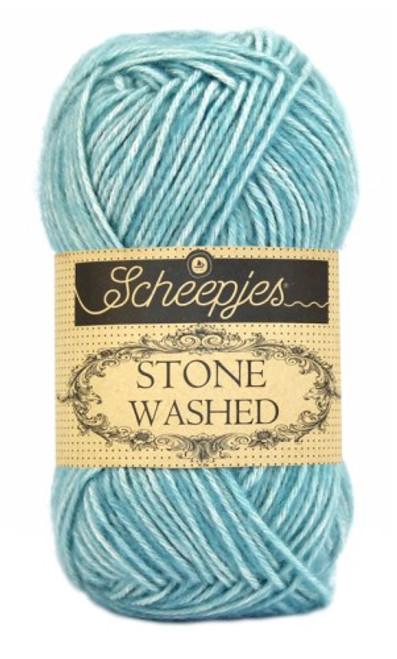 Scheepjes Stone Washed-Amazonite 813