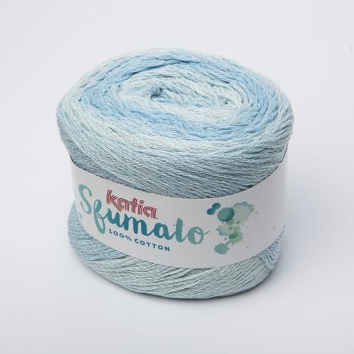 Katia Sfumato - Water Blue