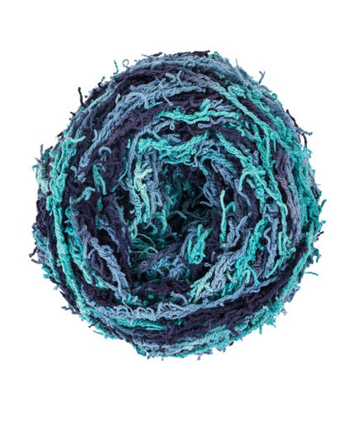 Scrubby Cotton -Calm Print