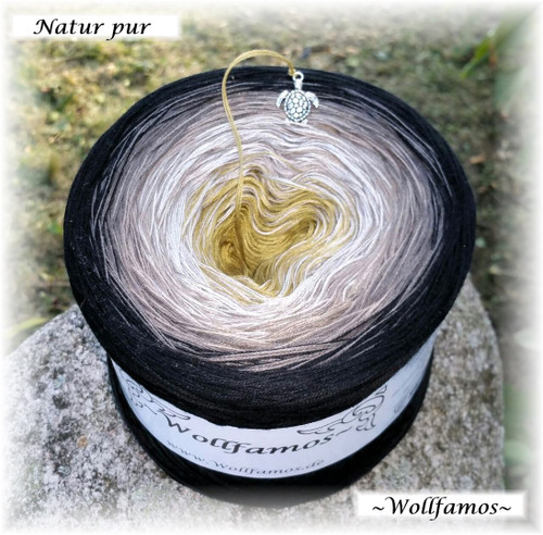Wollfamos - Natur Pur  (10-3)