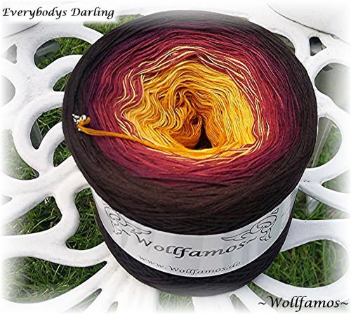 Wollfamos - Everybody's Darling  (10-3)