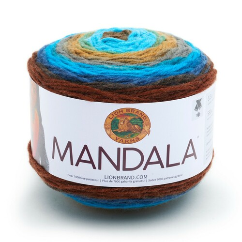Mandala - 216 Sphinx