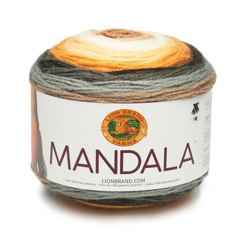 Mandala - 219 Brownie