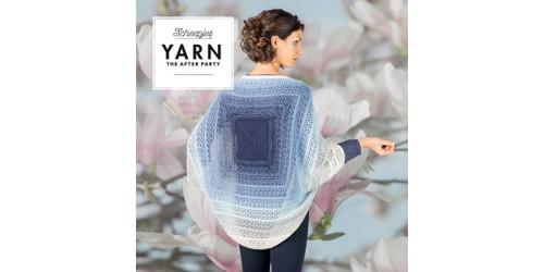 Yarn The After Pary 27 - Indigo Shrug