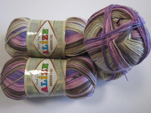 Alize Bamboo Fine-4558