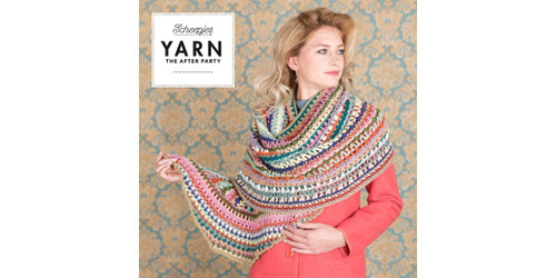 Yarn The After Party 20 - Wrapket Scarf