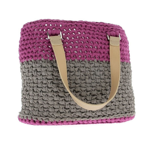 Valencia Bag Kit-Plum/Taupe