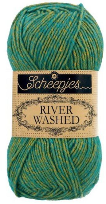 River Washed-Tiber