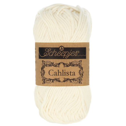 Cahlista-105 Bridal White