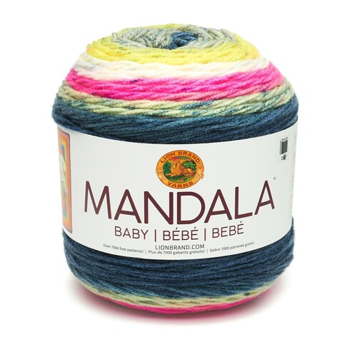 Mandala Baby - 203 Far Far Away