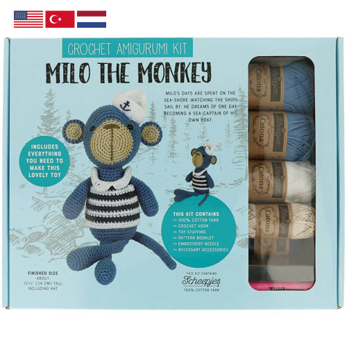 Milo the Monkey