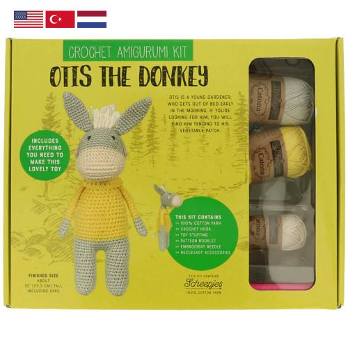 Otis the Donkey