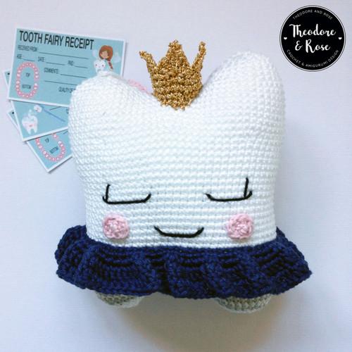 Fairy Princess Tooth Fairy Pillow Kit