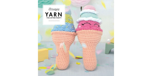 Yarn The After Party 56 Ice Cream Rattle