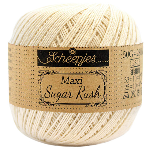 Maxi Sugar Rush - 130 Old Lace