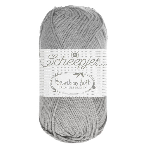 Bamboo Soft-264 Antique Silver