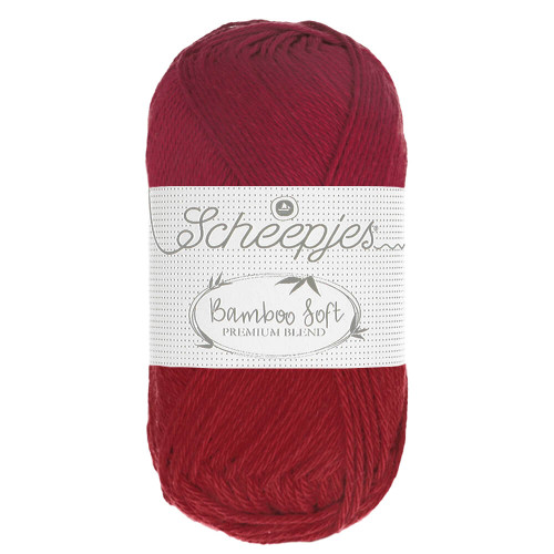 Bamboo Soft-259 Majestic Red