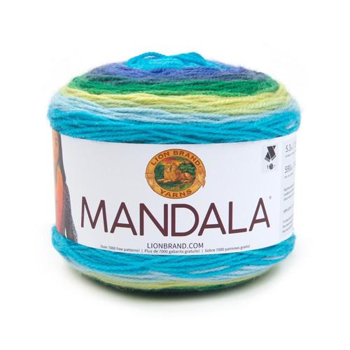 Mandala - 233 Kraken