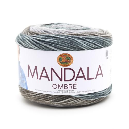 Mandala Ombre - 201 Cool