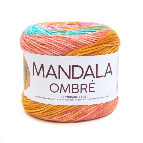 Mandala Ombre - 205 Tranquil