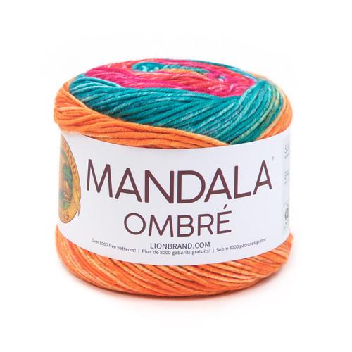 Mandala Ombre - 206 Happy