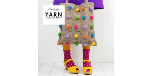 Yarn The After Party - Polka Pop Tote