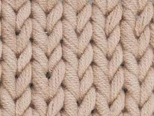 Soft Cotton Chunky- Sand
