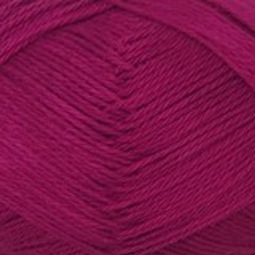 Heirloom Cotton 4 ply-Magenta 6640