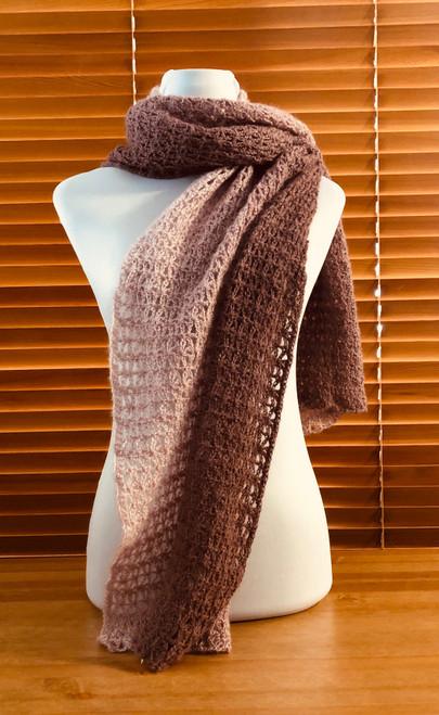 Abby Scarf Crochet Pattern