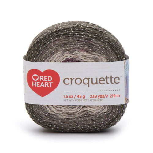 Redheart Croquette- Revenge - 9630
