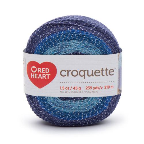 Redheart Croquette- Tidepool - 9869