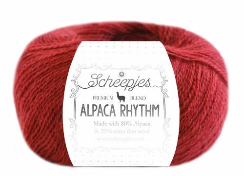 Scheepjes Alpaca Rhythm-663-Tango