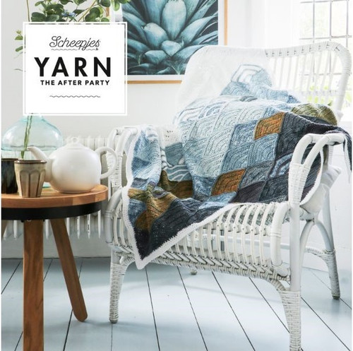 Yarn The After Party 65 - Mountain Clouds Blanket