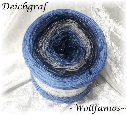 Wollfamos - Deichgraf Glitter (10-4)