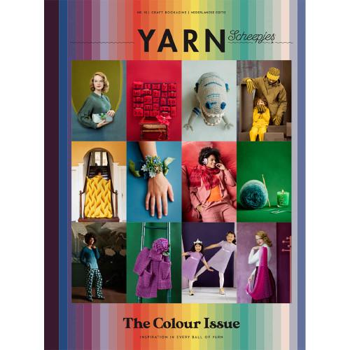 Scheepjes Book A Zine - The Colour Issue