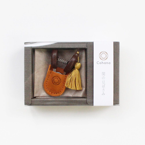 Cohana Seki Mini Scissor-Yellow