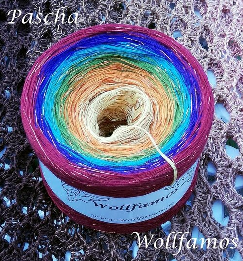 Wollfamos - Pascha (15-3)