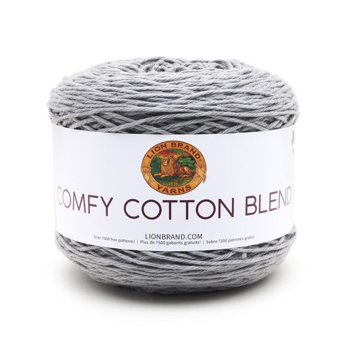 Comfy Cotton-Silver
