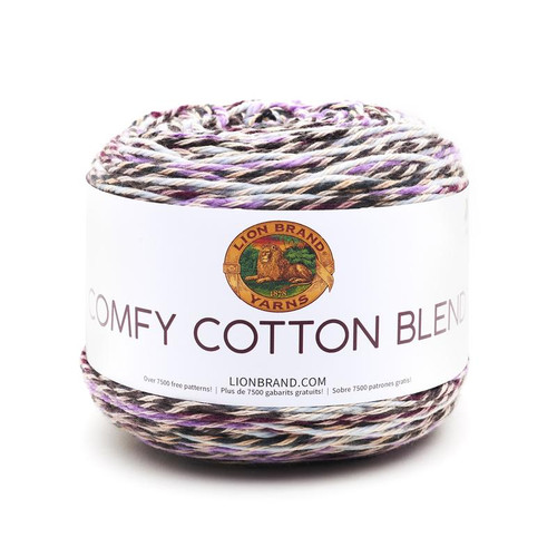 Comfy Cotton-Blueberry Muffin
